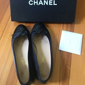 Authentic Chanel Ballerines Flats